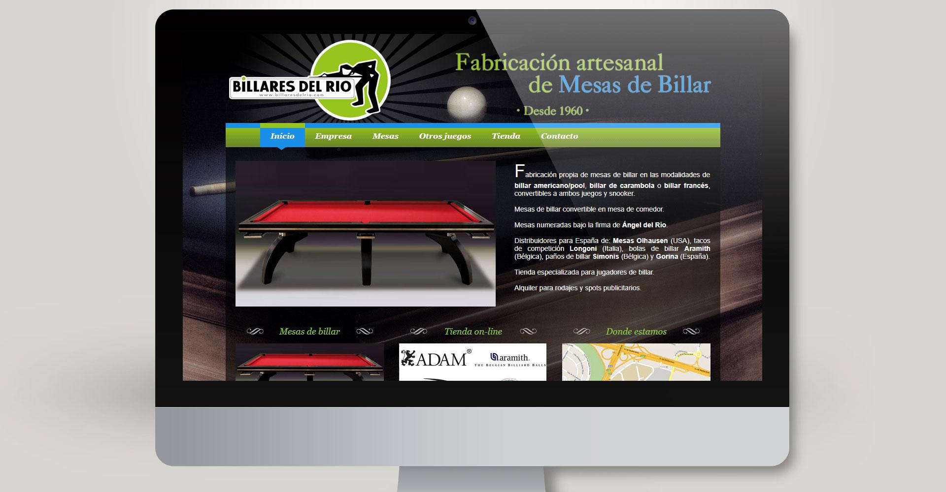 Billares Del Rio