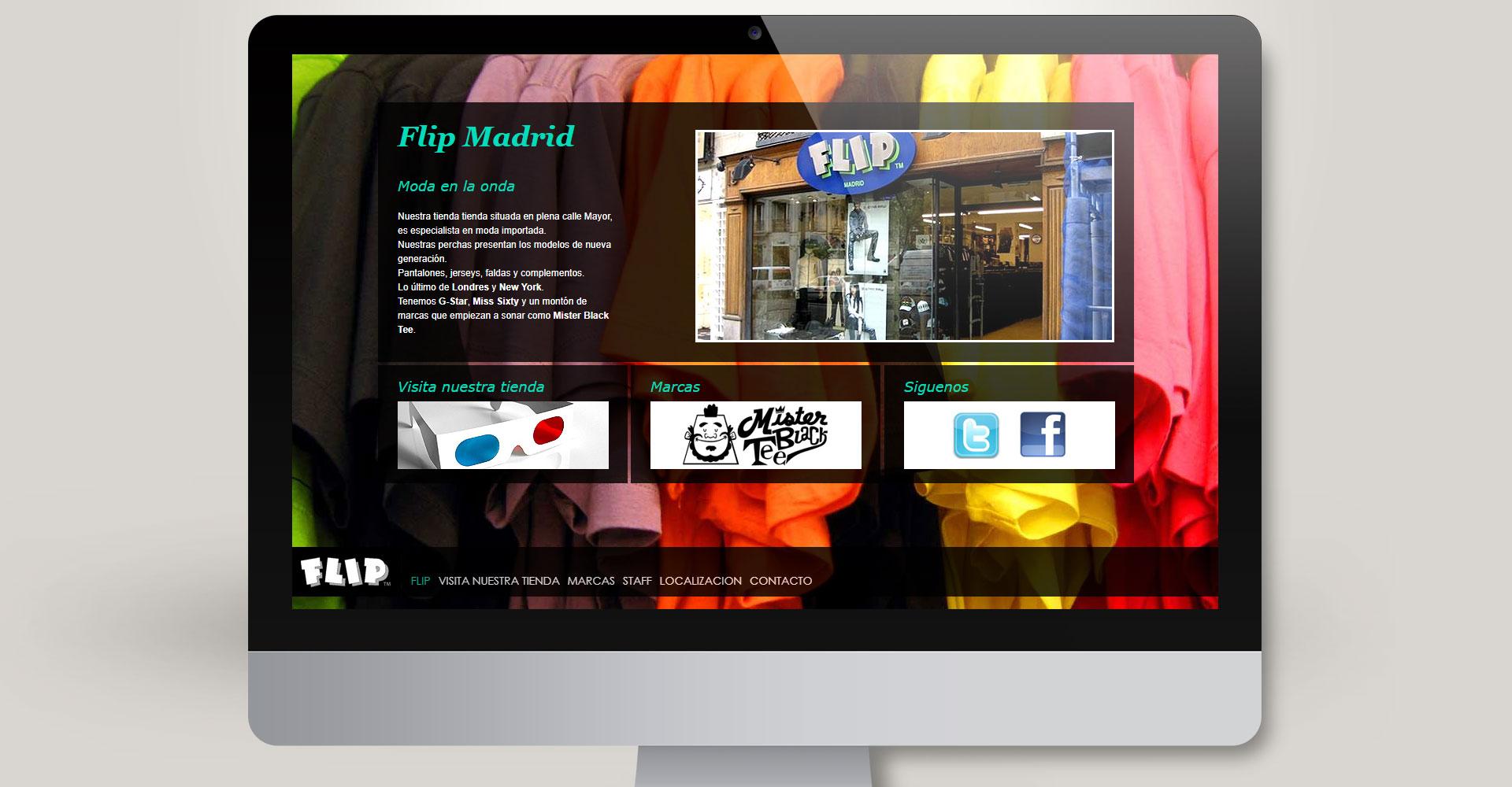 Flip Madrid
