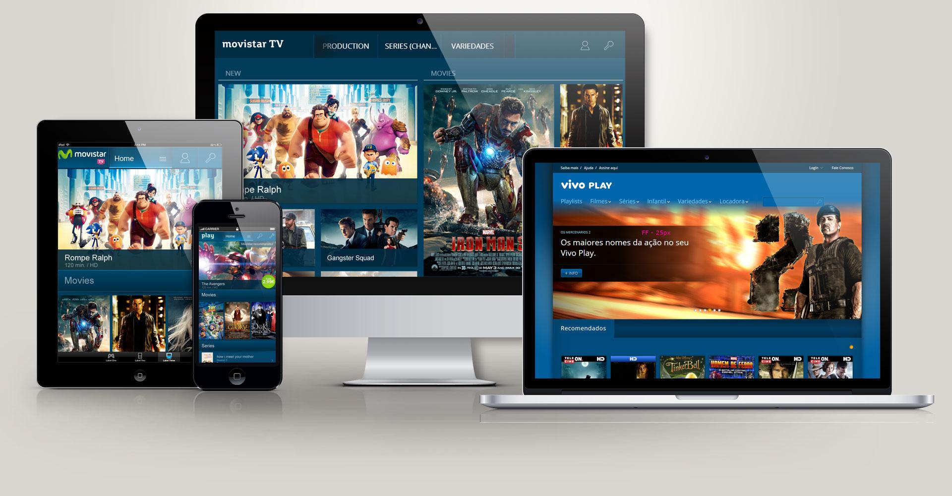 Movistar TV / Play