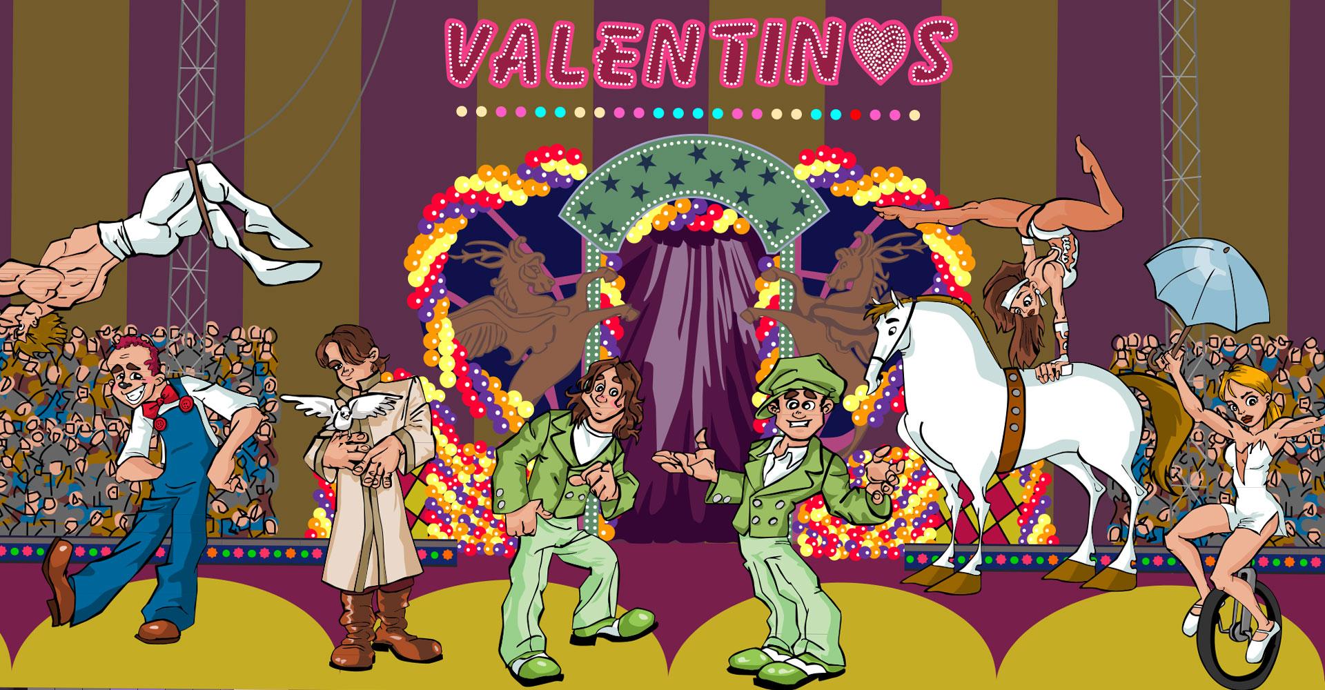 Los Valentinos